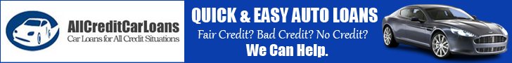 All Credit Car Loans